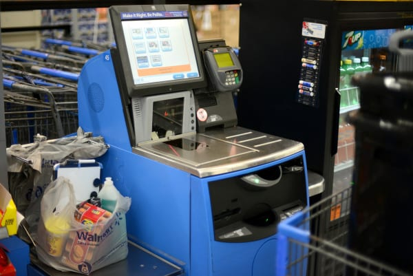 If You Gripe About Self-checkout Taking Jobs You're a Hypocrite